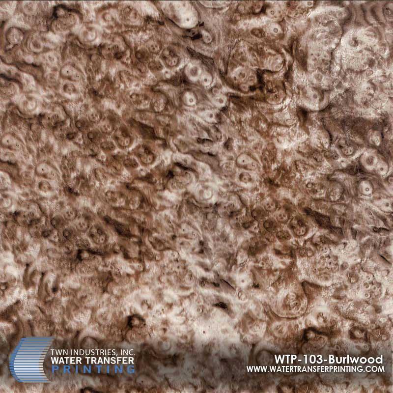 WTP-103 Burlwood Hydrographic Film
