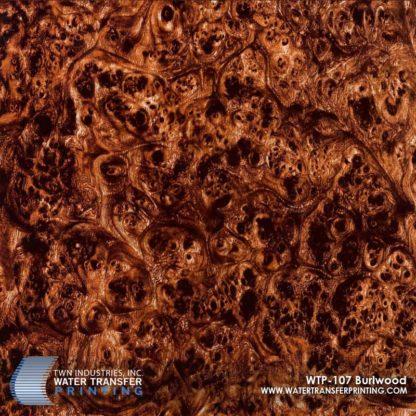 WTP-107 Burlwood Hydrographic Film
