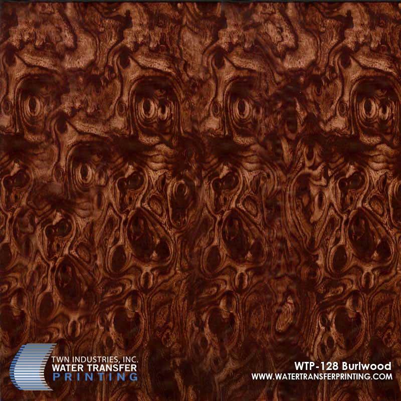 WTP-128 Burlwood Hydrographic Film