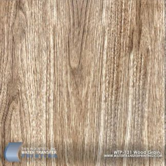 WTP-131 Wood Grain Hydrographic Film
