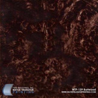 WTP-139 Burlwood Hydrographic Film