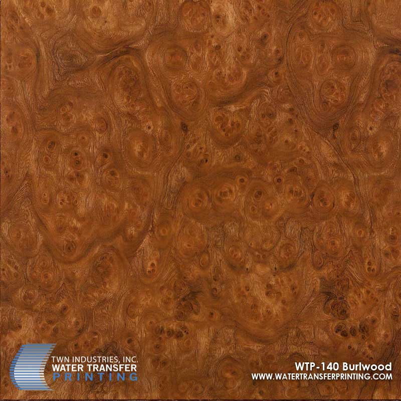 WTP-140 Burlwood Hydrographic Film