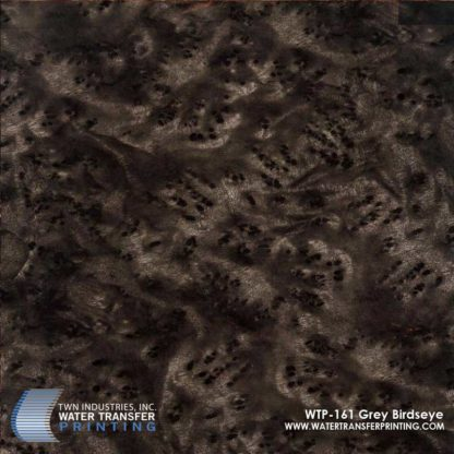 WTP-161 Grey Birdseye Hydrographic Film