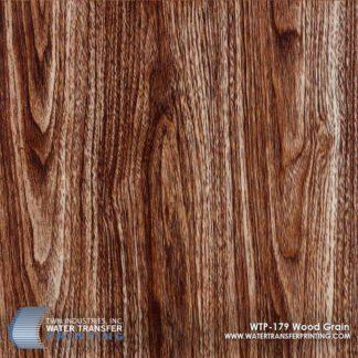 WTP-179 Wood Grain Hydrographic Film