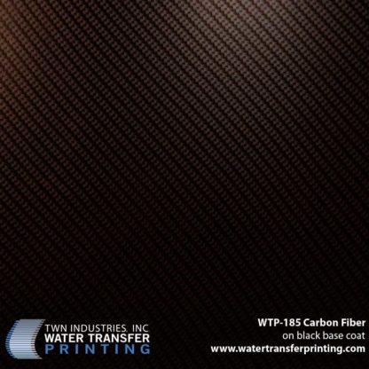 WTP-185 Carbon Fiber Hydrographic Film