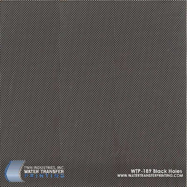 WTP-189 Black Holes Hydrographic Film