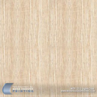 WTP-212 Light Oak Hydrographic Film