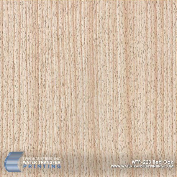 WTP-223 Red Oak Hydrographic Film
