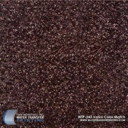 WTP-243 Volvo Color Match Hydrographic Film