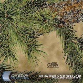 WTP-250 Prairie Ghost Ridge Ghost Hydrographic Film