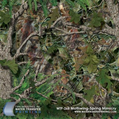 WTP-268 Mothwing Spring Mimicry Hydrographic Film