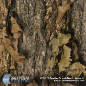 WTP-277 Prairie Ghost North Woods Hydrographic Film