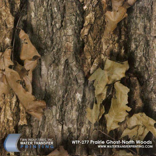 WTP-277 Prairie Ghost North Woods Hydrographic Film