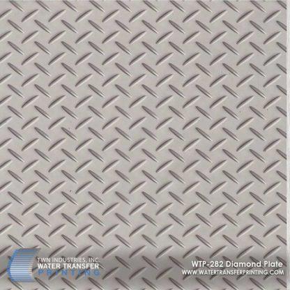 WTP-282 Diamond Plate Hydrographic Film