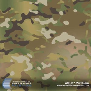 WTP-297 MultiCam Hydrographic Film