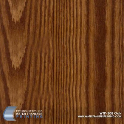 WTP-308 Red Oak Hydrographic Film