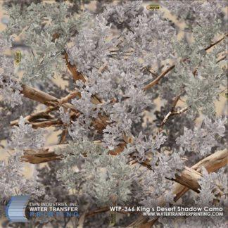 WTP-366 King's Desert Shadow Hydrographic Film