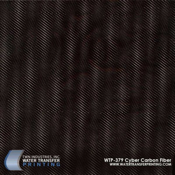 WTP-379 Cyber Carbon Fiber Hydrographic Film