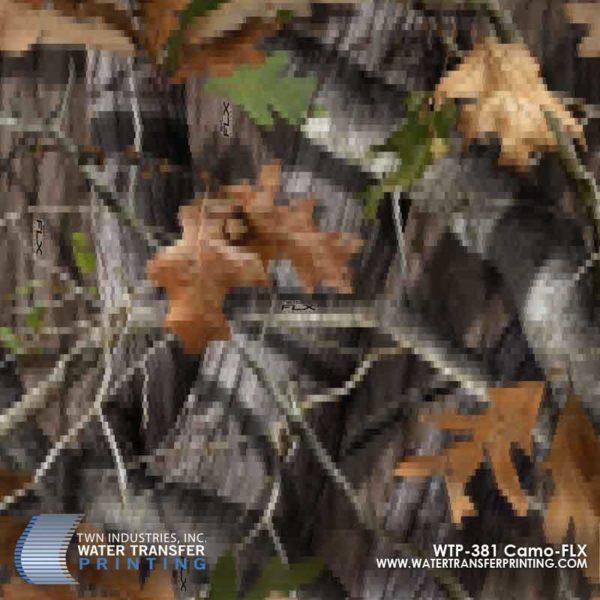 WTP-381 Next Camo FLX Digital Hydrographic Film
