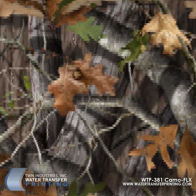 Next Camo Flx Digital Hydrographic Film Wtp 381 Twn