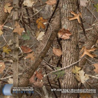WTP-428 King's Woodland Shadow Hydrographic Film