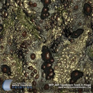 WTP-449 Toad-A-Flage Hydrographic Film