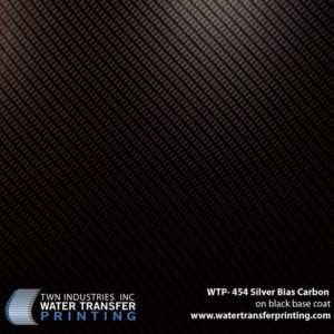 WTP-454 Silver Bias Carbon Hydrographic Film