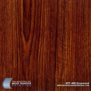 WTP-488 Rosewood Hydrographic Film