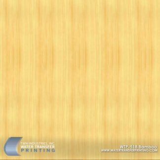 WTP-518 Bamboo Hydrographic Film