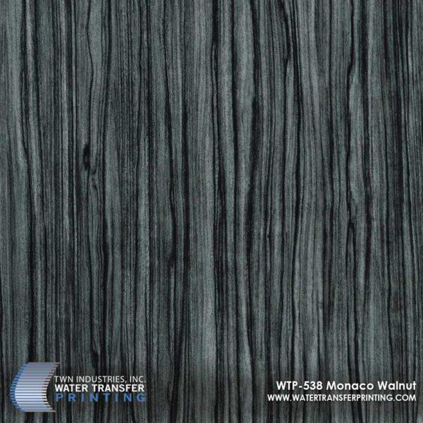 WTP-538 Monaco Walnut Hydrographic Film
