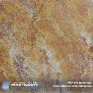 WTP-565 Travertine Hydrographic Film