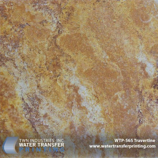 WTP-565 Travertine Hydrographic Film