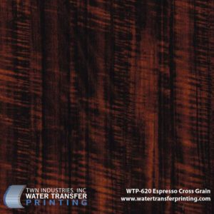 WTP-620 Expresso Cross Grain Hydrographic Film