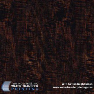 WTP-621 Midnight Moon Hydrographic Film