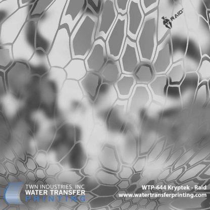 WTP-644 Kryptek Raid Hydrographic Film