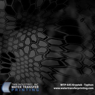 WTP-645 Kryptek Typhon Hydrographic Film