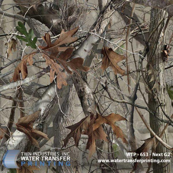 WTP-653 Next Camo G2 Hydrographic Film