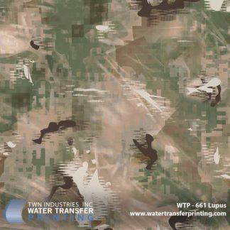 WTP-661 Lupus Hydrographic Film