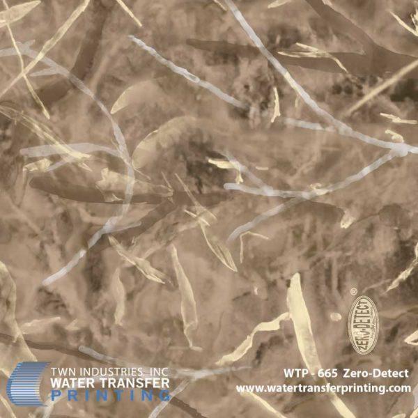 WTP-665 Zero Detect Hydrographic Film