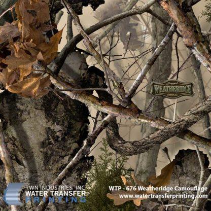 WTP-676 Boneyard Weatheridge Hydrographic Film