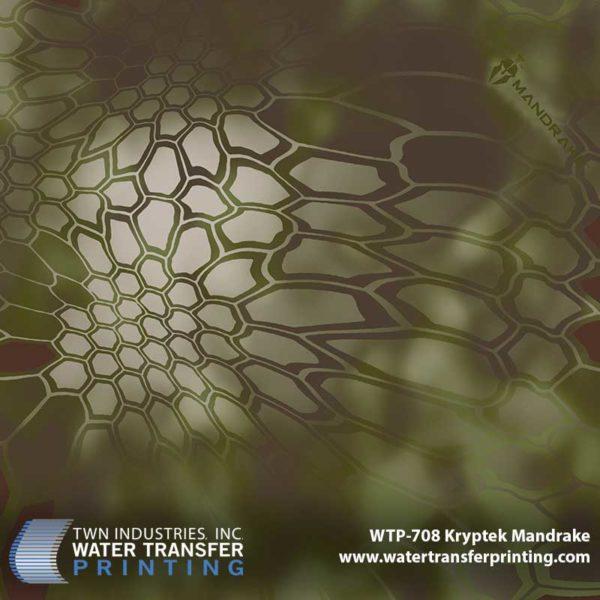 WTP-708 Kryptek Mandrake Hydrographic Film