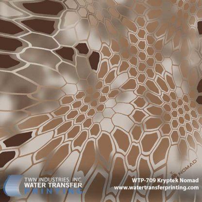WTP-709 Kryptek Nomad Hydrographic Film