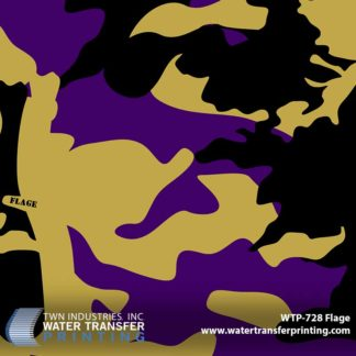 WTP-728 Flage Hydrographic Film