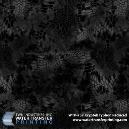 WTP-737 Kryptek Typhon Reduced Hydrographic Film