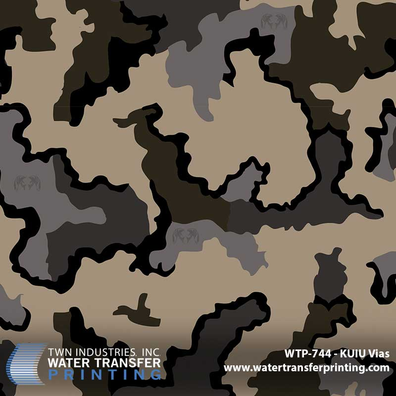 Kuiu Vias Hydrographic Film Wtp 744 Exclusively At Twn