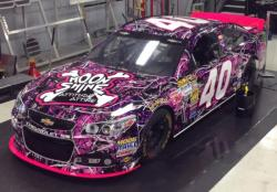 MUDDY GIRL CAMO FILM NASCAR