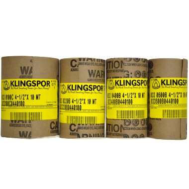 Klingspor Sandpaper Water Trans Printing Film