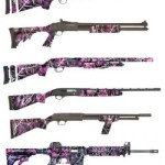 Moon Shine, LP, designer of Moon Shine Camo, announces their partnership with O.F. Mossberg & Sons, Inc.