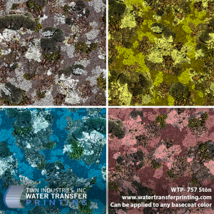TWN Industries Announces Release of White-backed Stōn™ Camouflage Film Pattern