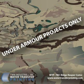 WTP-784 Ridge Reaper Camo Hydrographic Film